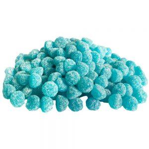 Mini mûres sures framboise bleue